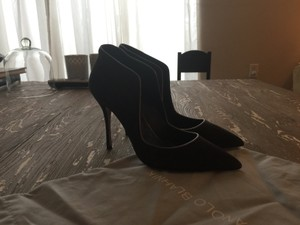 Manolo Blahnik Manolo High Heel black Pumps