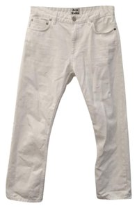 Acne Studios Relaxed Fit Jeans-Light Wash