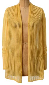 Anthropologie Open Front Sheer Lightweight Cardigan