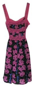 Betsey Johnson Babydoll Betsy Lace Dress