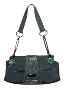Stuart Weitzman Python Shoulder Bag