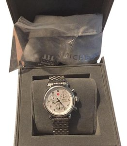 Michele Stainless sport sail watch
