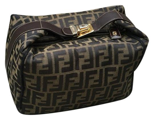 Preload https://item4.tradesy.com/images/fendi-lg-zucca-accessory-companion-weekendtravel-bag-19959893-0-1.jpg?width=440&height=440