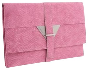 BCBGeneration Rose Clutch