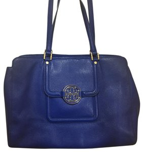 Tory Burch Tote in Royal Ocean