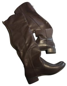 Forever 21 21 Tall Brown Brown Boots