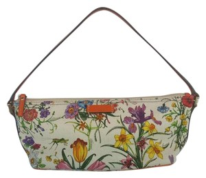 Gucci Floral Small Clutch
