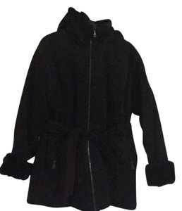 Wilsons Leather Fur Coat