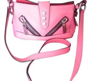Kenzo Zipper Cross Body Bag