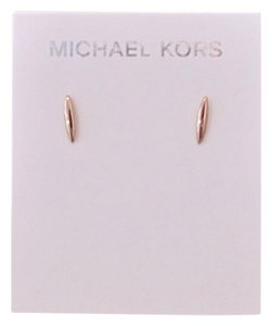 Michael Kors BRAND NEW! Michael Kors ROSE GOLD Matchstick Stud Earrings