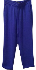 J.Crew Relaxed Pants Blue
