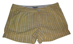 Short Mini/Short Shorts yellow