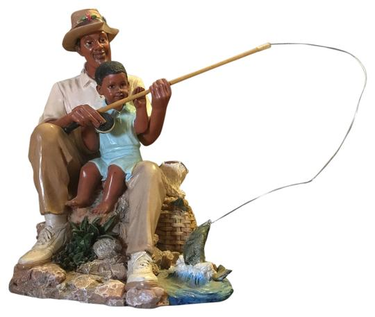 Other ' Fishing' Figurine [ SisterSoul Closet ]