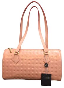 Arcadia Patent Leather New With Defects Shoulder Bag