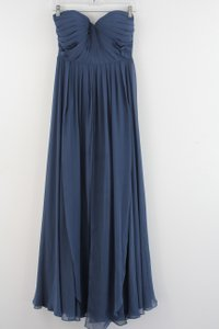 Jenny Yoo Evening Blue Convertible Dress