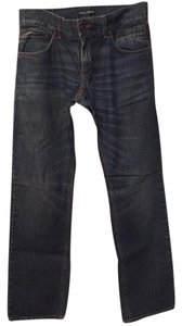 Dolce&Gabbana Dolce And Gabbana Straight Leg Jeans-Medium Wash