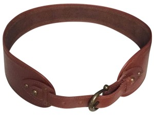 Anthropologie Anthropology Belt - Leather, Cognac