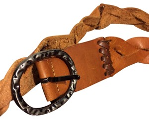 Other Braided Genuine Leather Heavy Handmade Belt