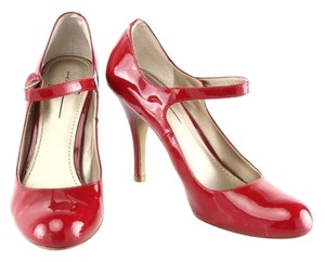 Paolo Red Pumps