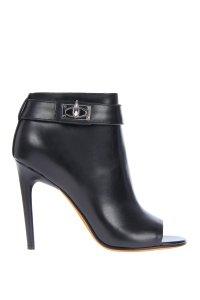 Givenchy Heels Black Boots