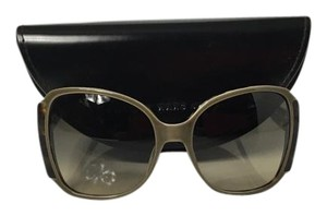 Marc Jacobs Marc Jacobs Taupe and Tortoise Shell Sunglasses