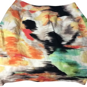 Calvin Klein Mini Skirt Multicolored