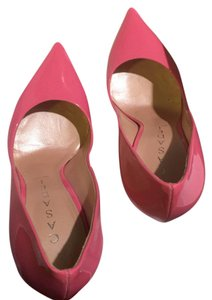 Casadei buble gum pink Pumps
