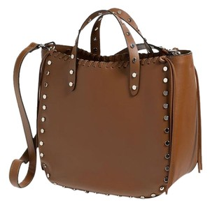 Zara Tote in Brown