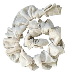Magaschoni Cashmere Ruffle Scarf