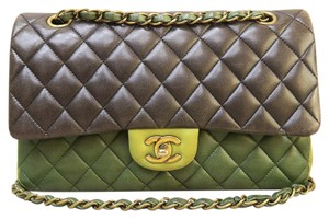 Chanel Paris-edinburgh Medium Shoulder Bag
