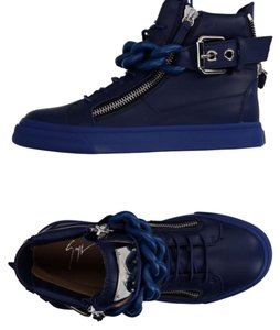 Giuseppe Zanotti Blue black Athletic