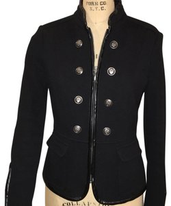 INC International Concepts Black Blazer