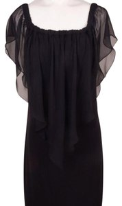 black Maxi Dress by Jay Godfrey