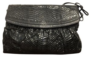 Charles Klein Black Clutch