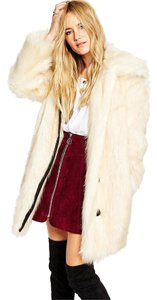 ASOS Faux Fur Casual Fashion Week Fur Coat