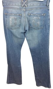 Dolce&Gabbana Straight Leg Jeans-Light Wash