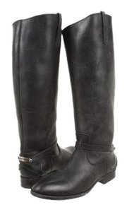 Frye Leather Black stone antique Boots