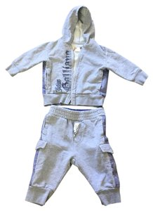 John Galliano Infants Sweatsuit 6 Months