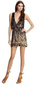 Tory Burch Sequin Cocktail Holiday New Years Eve Sparkle Dress