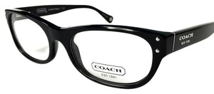 Coach Coach Women's Eyeglasses Black with Case