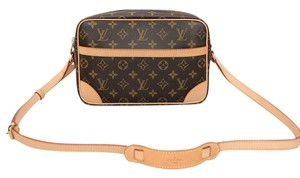 Louis Vuitton Trocadero Monogram Shoulder Bag