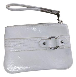 Express Wristlet in White