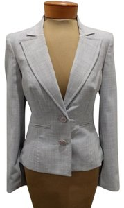 Express Design Studio Jacket Gray Blazer