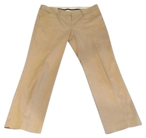 Theory Capris Beige