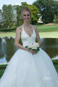 White By Vera Wang Vw351303 Wedding Dress
