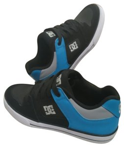 DC Shoes Black and blue Athletic
