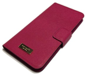 Kate Spade Kate Spade Newbury Lane iPhone 6 Plus or 6S Plus Leather Folio Case