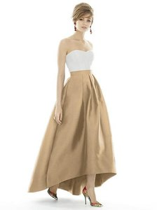 Alfred Sung Gold Style D699 Dress