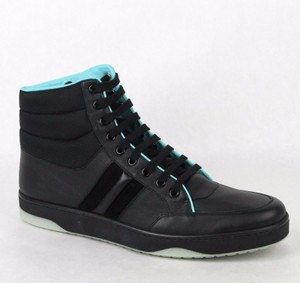 Gucci Leather Hi-top Sneakers Gucci 8 G/ Us 8.5 368517 1000
