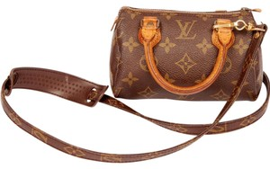 Louis Vuitton Speedy Cross Body Bag